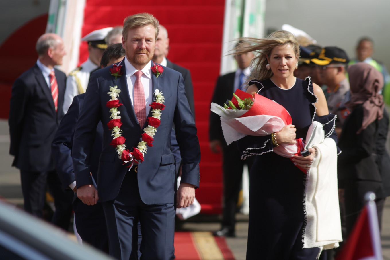 Dutch royals discuss religious tolerance in Yogyakarta