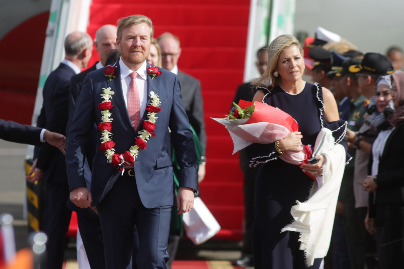 Indonesia, Netherlands sign US$1b worth of deals during Dutch king visit