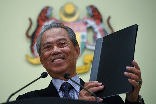 Malaysia's Muhyiddin unveils cabinet line-up