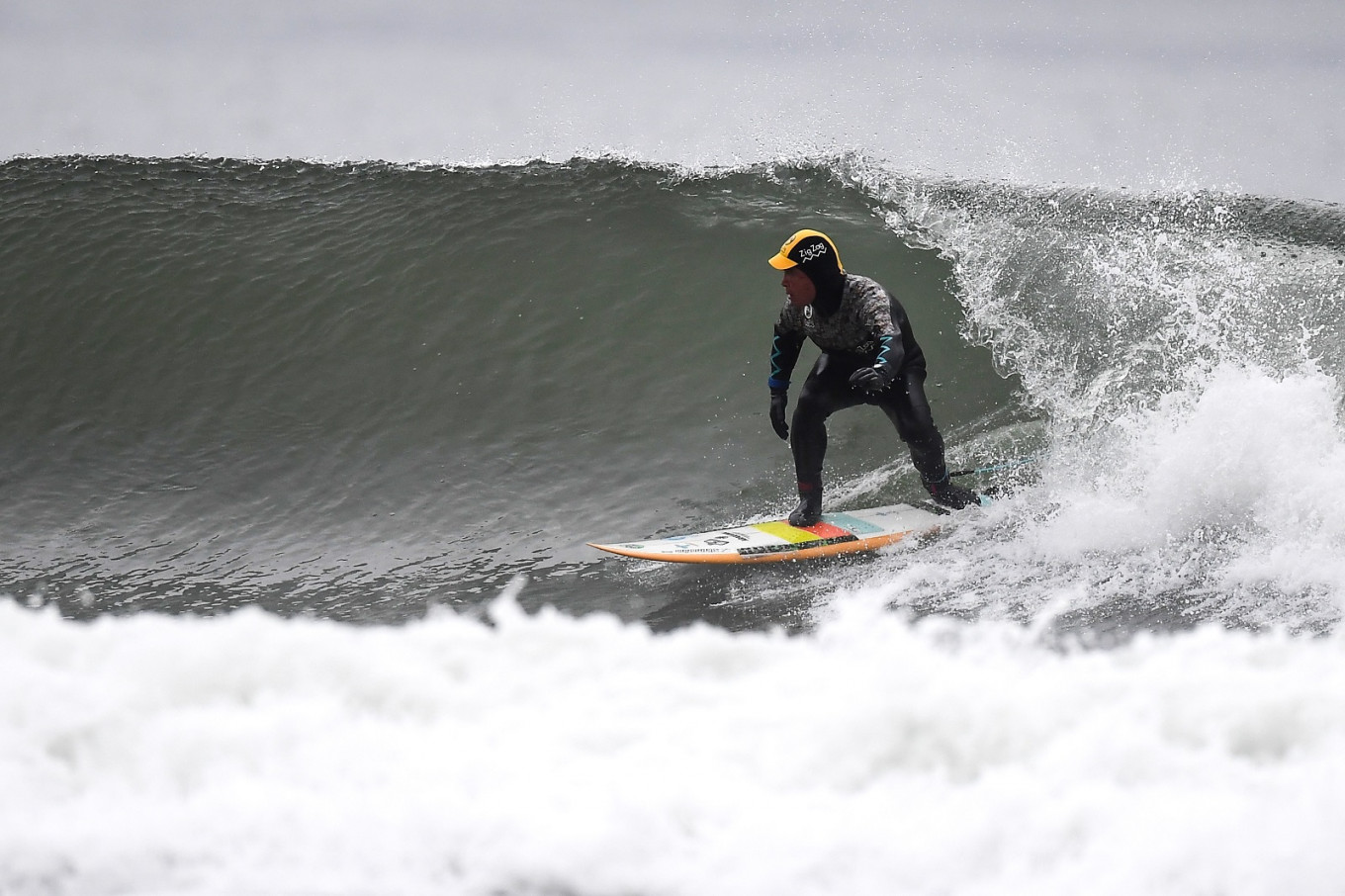 Surf's up in Fukushima 9 years after nuclear accident