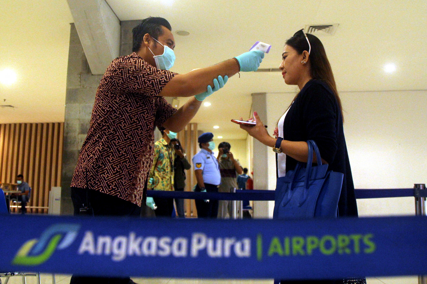 Tens of thousands of flights canceled in Indonesia because of COVID-19