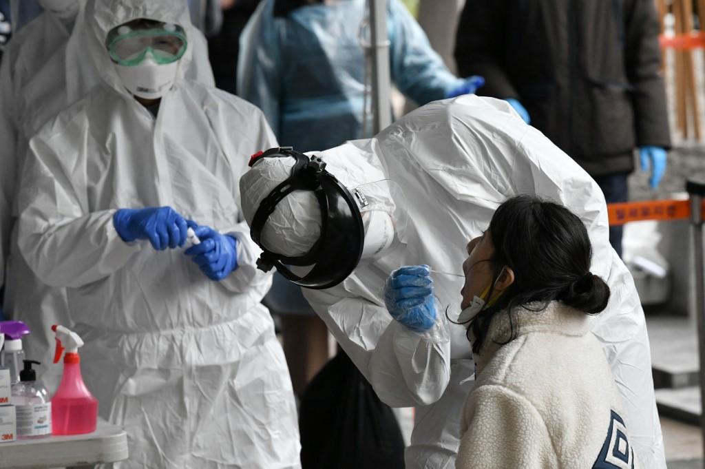 S. Korea adds 114 virus cases, warns on Seoul cluster