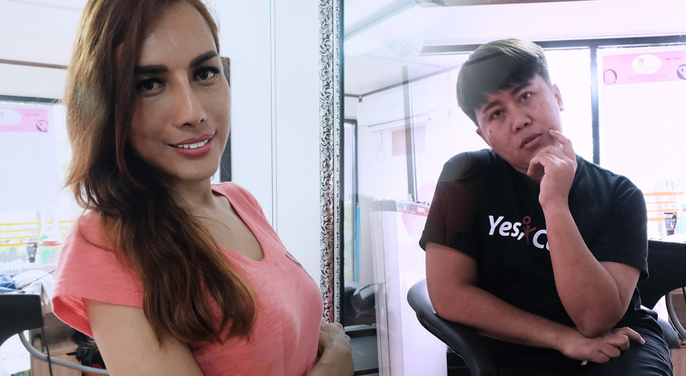 Rere and Iyet fight for transwomen's equality by doing what they love | Urban Ta...