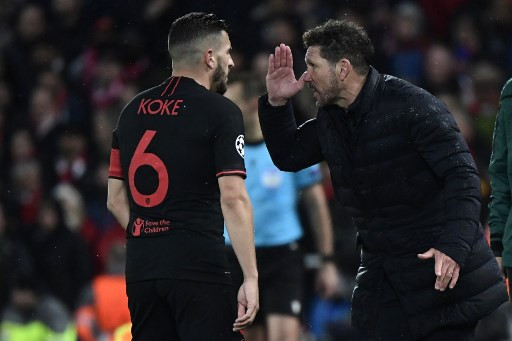 'We play to win': Simeone defends Atletico style after shocking Liverpool