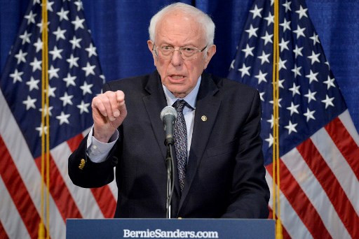 Sanders to 'assess' campaign after primary drubbing by Biden