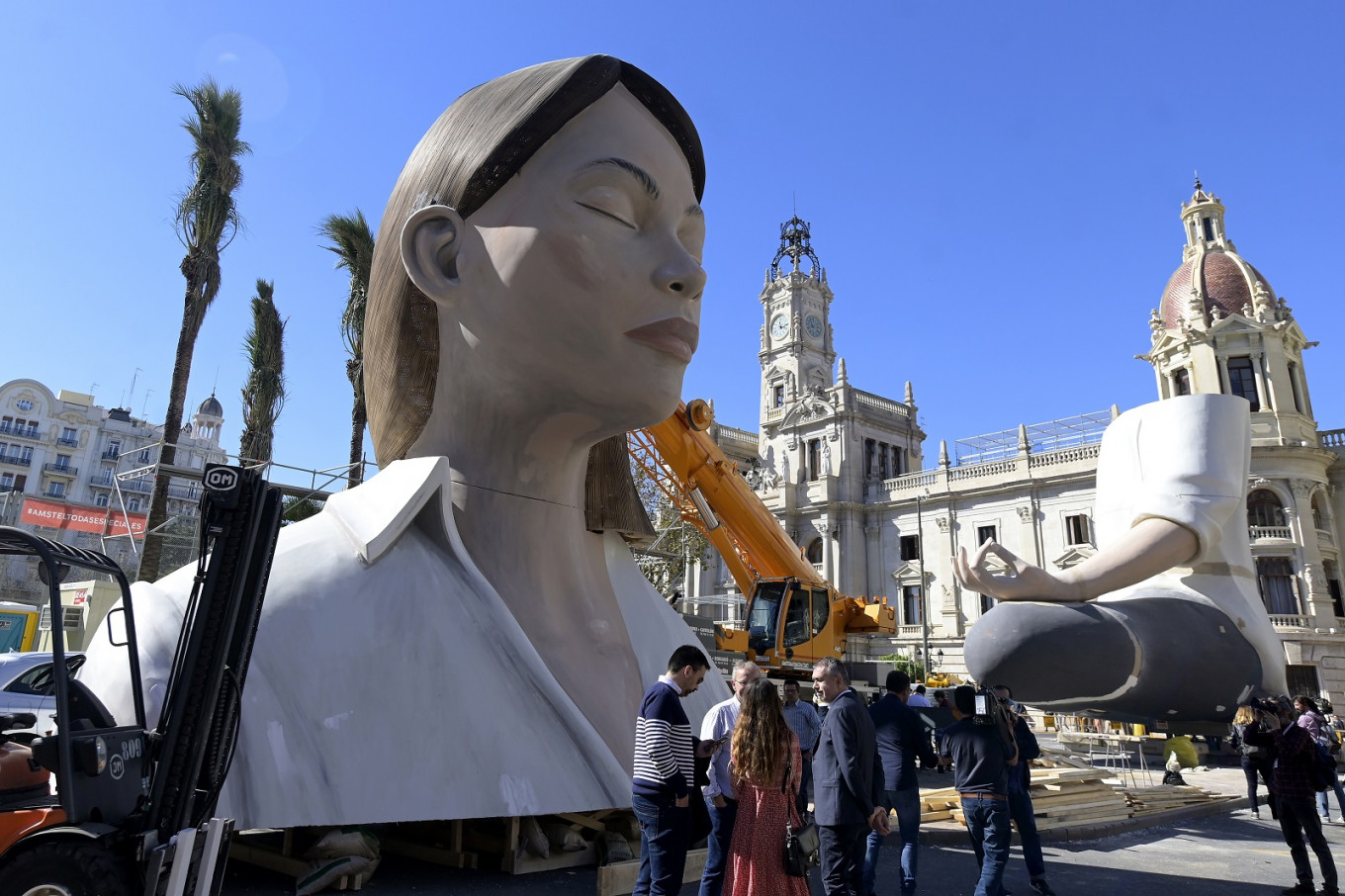 Spanish 'Fallas' festival postponed on virus fears