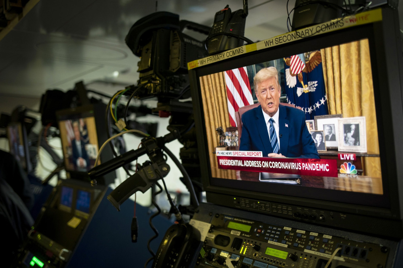 Trump sell-off shows fear governments can't save markets