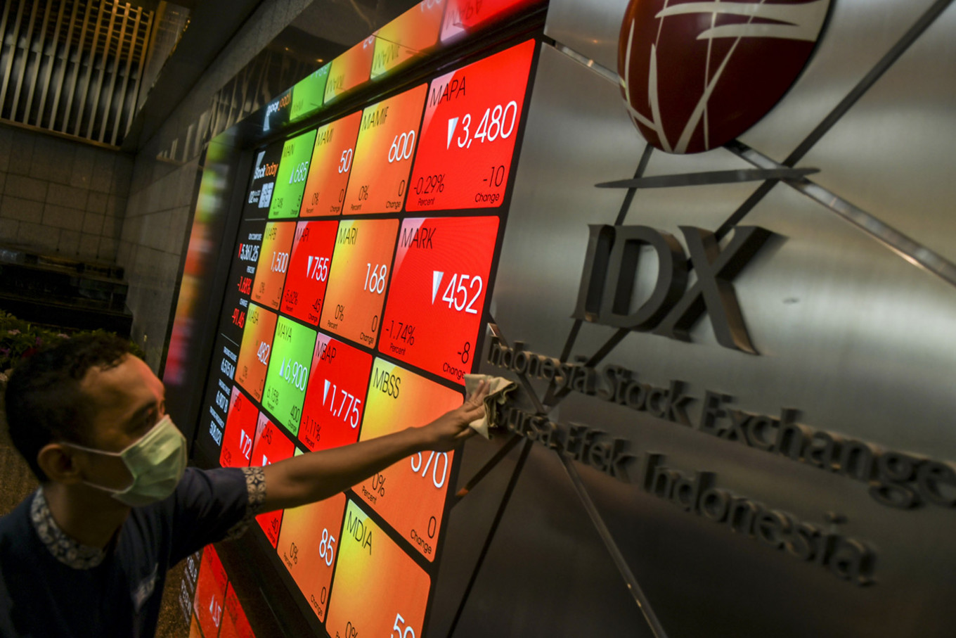 Indonesian stocks, rupiah surge in recent weeks despite weak economic outlook