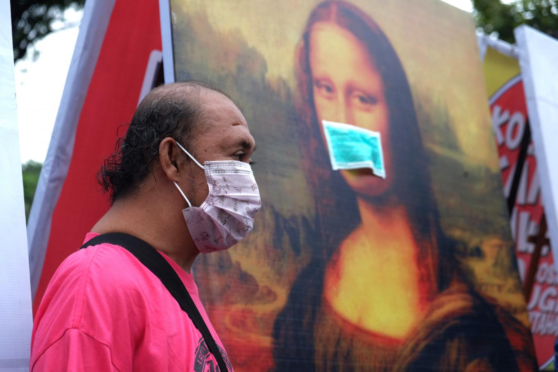 'Pak' Jokowi, the coronavirus has hit home