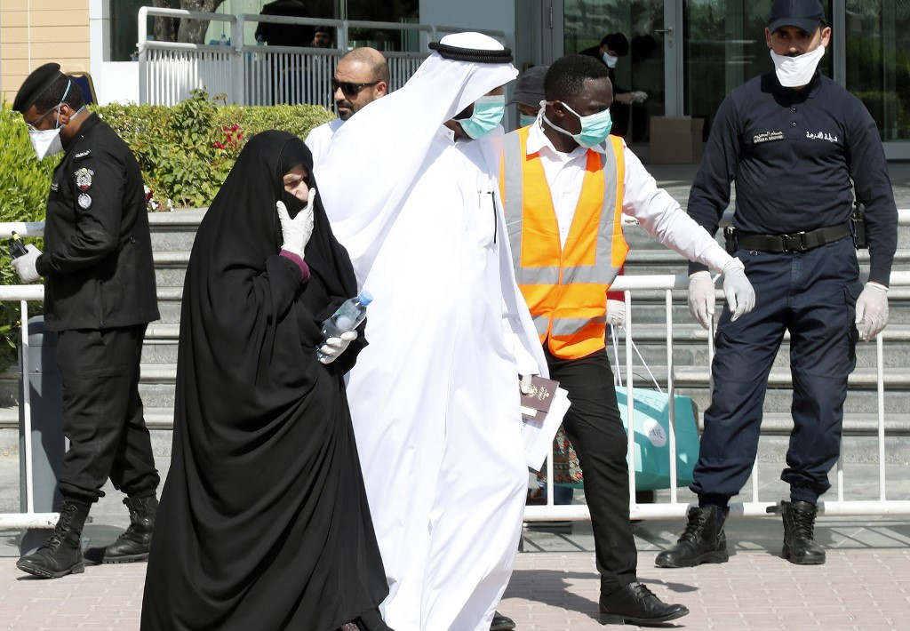 Qatar makes wearing masks outside mandatory with violators fined up to $50,000