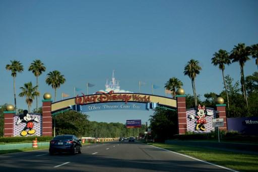 Disney closes US and Paris theme parks, delays 'Mulan' over virus