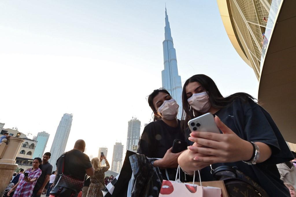 Going viral: Arab world treats virus panic with humor