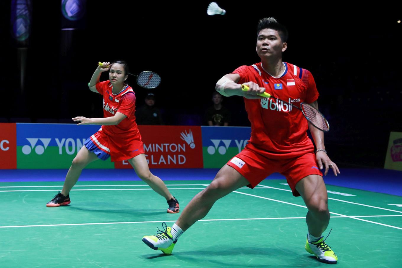 Indonesian mixed doubles shuttlers Praveen-Melati reach All England semifinals