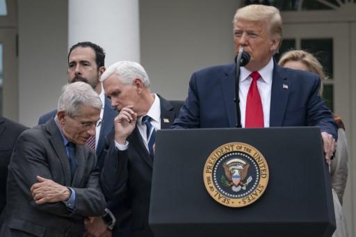 As coronavirus chaos spreads globally, Trump declares US emergency