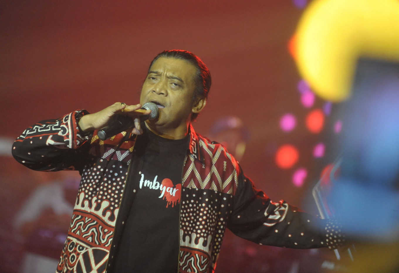 More than 29,000 people sign petition for Didi Kempot statue in Surakarta