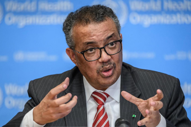 WHO says coronavirus situation 'worsening' worldwide