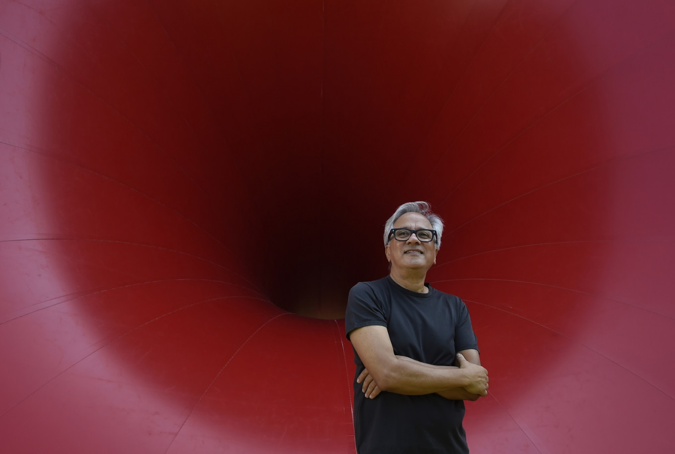 Anish Kapoor experimenting with 'blackest material in universe' ahead of Venice Biennale