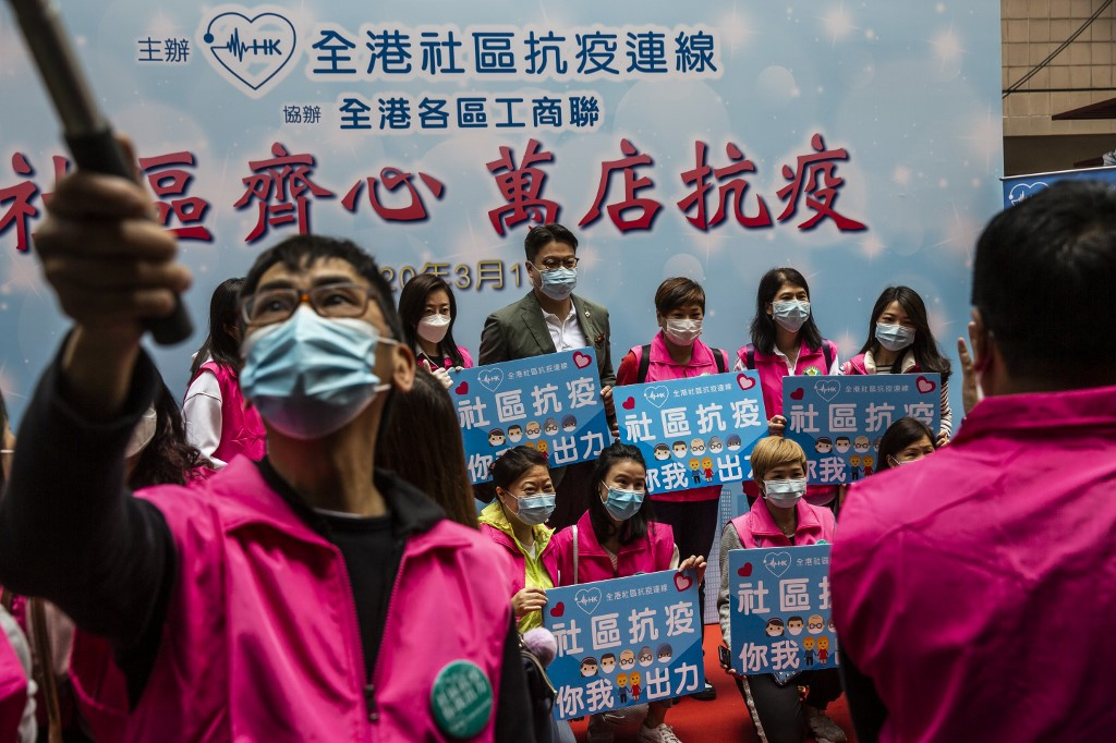 Hong Kong shutdown is a lesson to the world in halting coronavirus