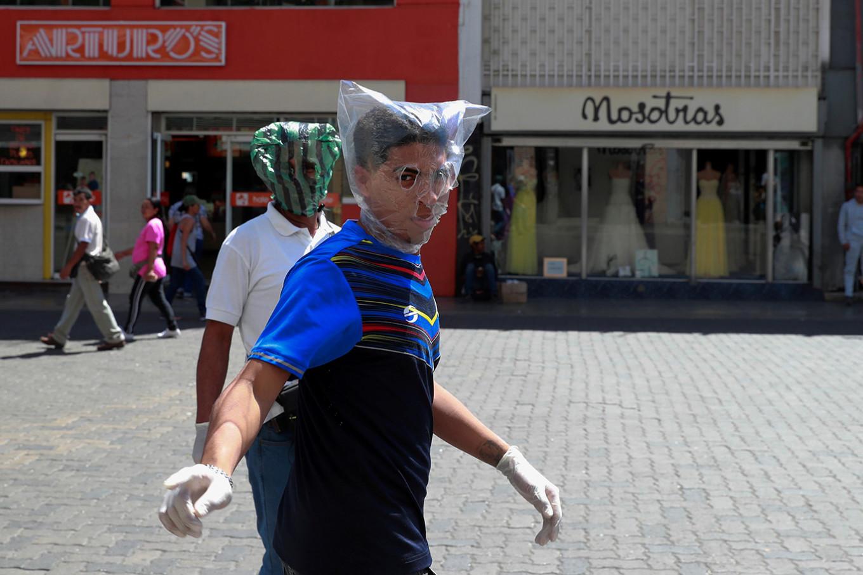 Venezuela records first coronavirus death