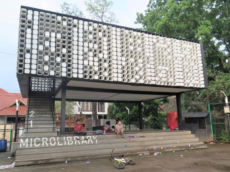 Small Footprints Sustainability On Rise In Indonesian Architecture Environment The Jakarta Post