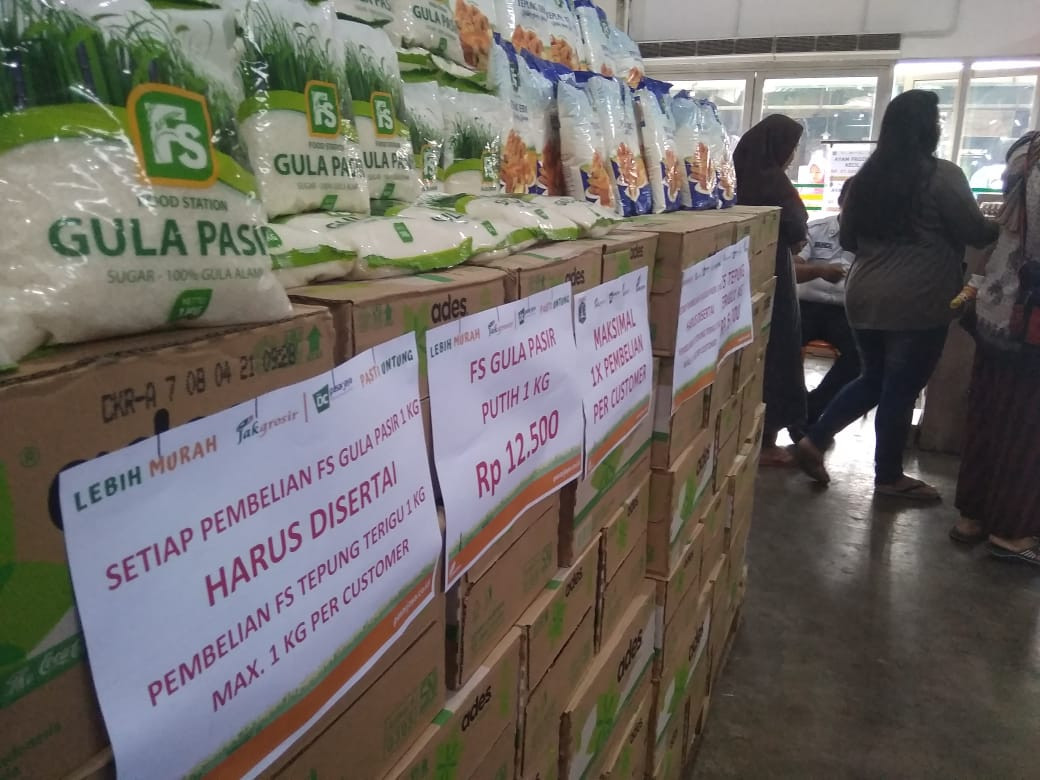 Coronavirus threatens Idul Fitri food supply as import regulations tightened