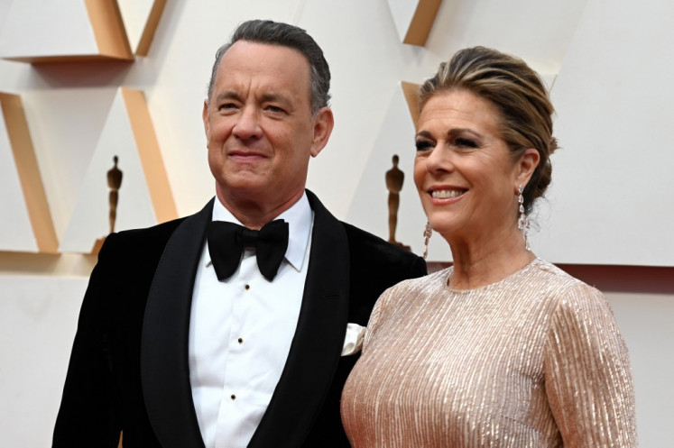 Tom Hanks returns to LA after bout of coronavirus: Media reports