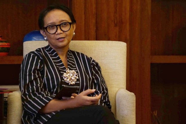 Indonesia 'very concerned', condemns Israel's West Bank plan