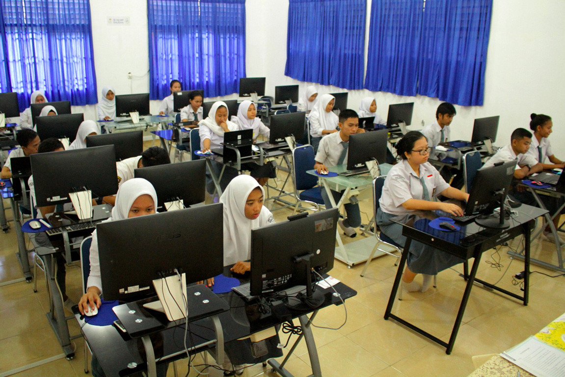 Indonesia scraps national exams due to COVID-19