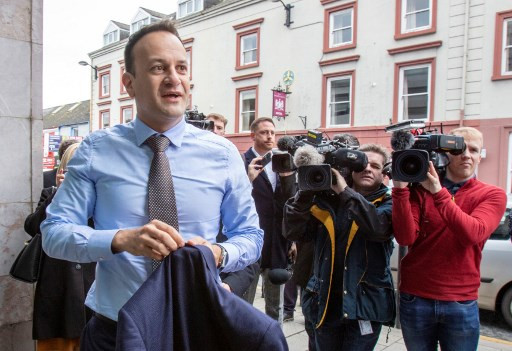 Irish PM expects 15,000 coronavirus cases by end of March