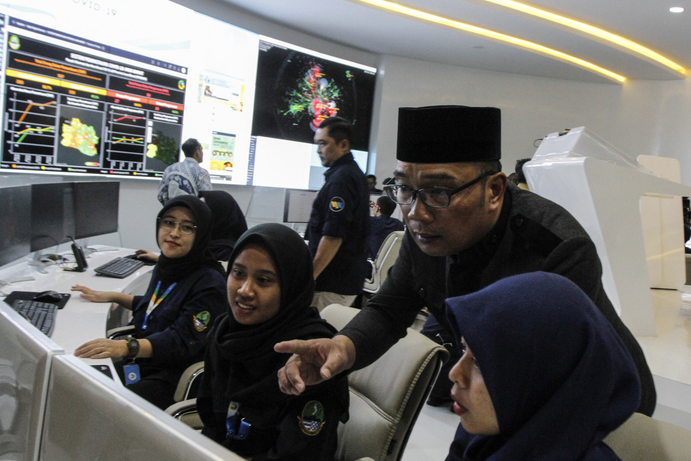 West Java's Sukabumi becomes new COVID-19 cluster following rapid tests