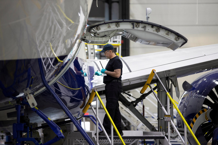 US leaves tariffs on Airbus aircraft unchanged at 15%