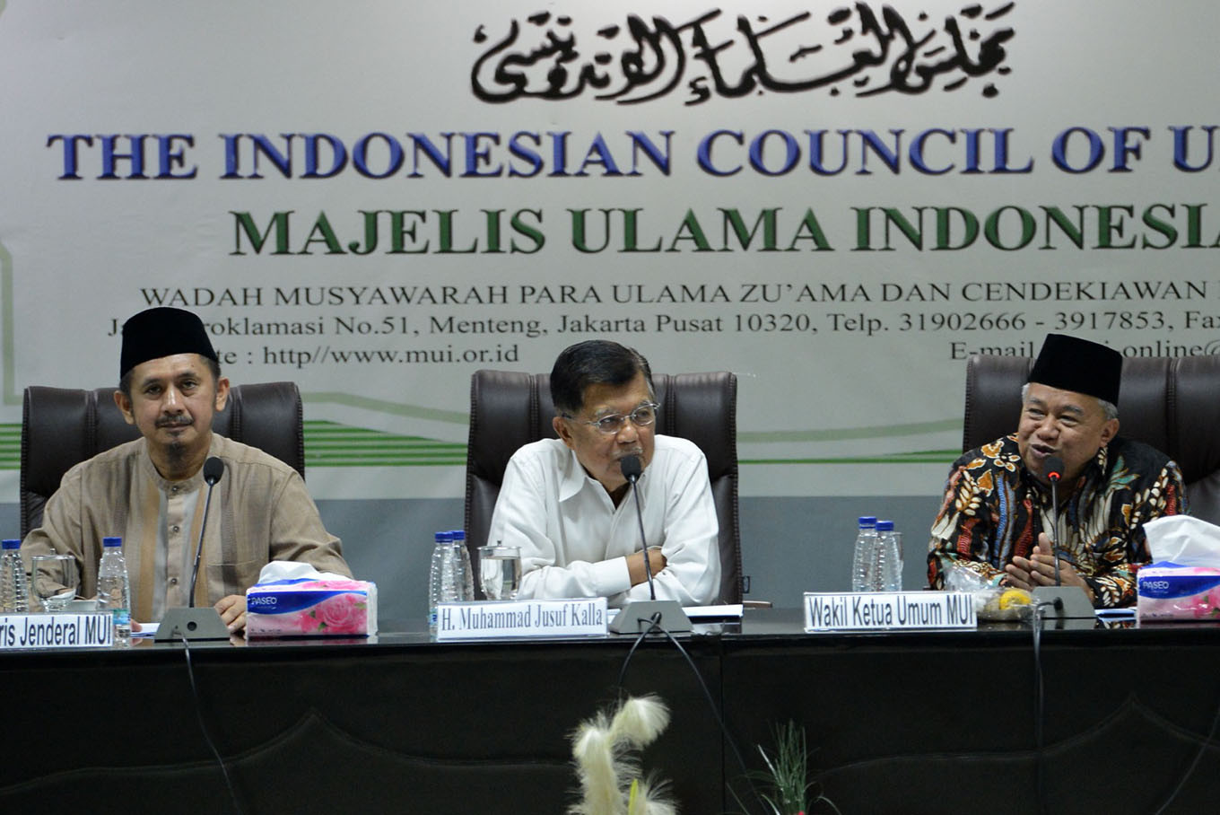 Indonesian Ulema Council Urges Govt To Map Covid 19 Prone Areas To Support Fatwa On Mass Prayers National The Jakarta Post