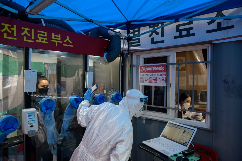 South Korean teen death not linked to virus: officials