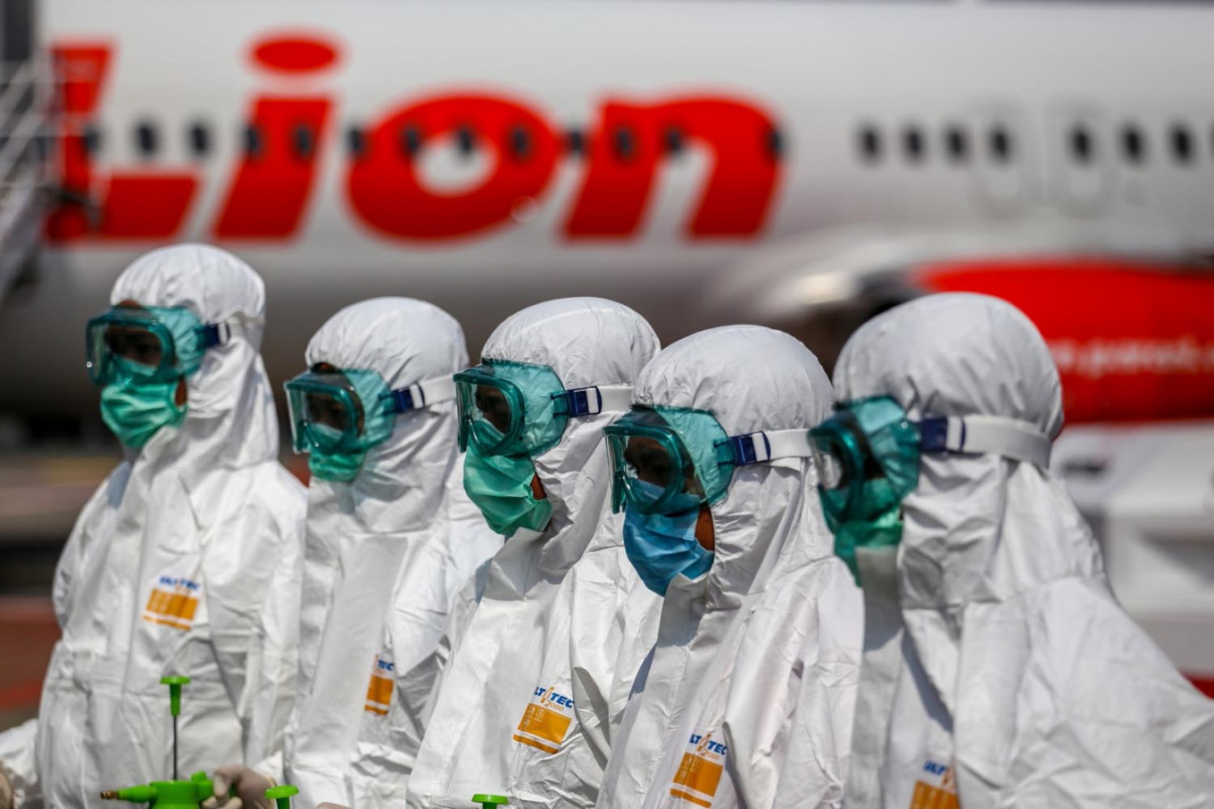 Lion Air Group to resume domestic flights on Wednesday
