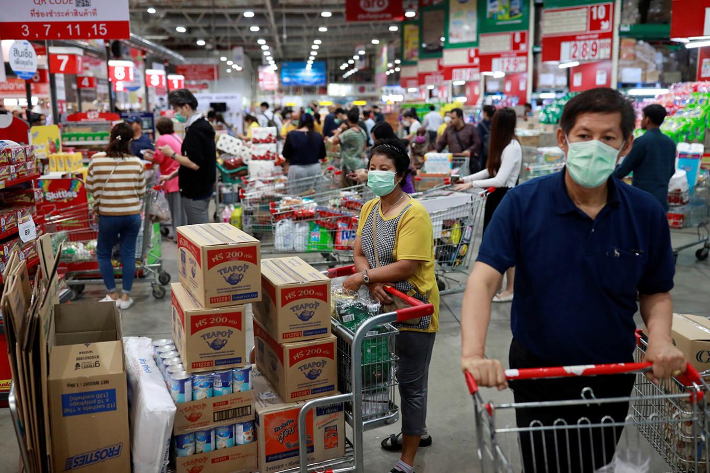 Thailandfaces biggest economic contraction since Asian crisis