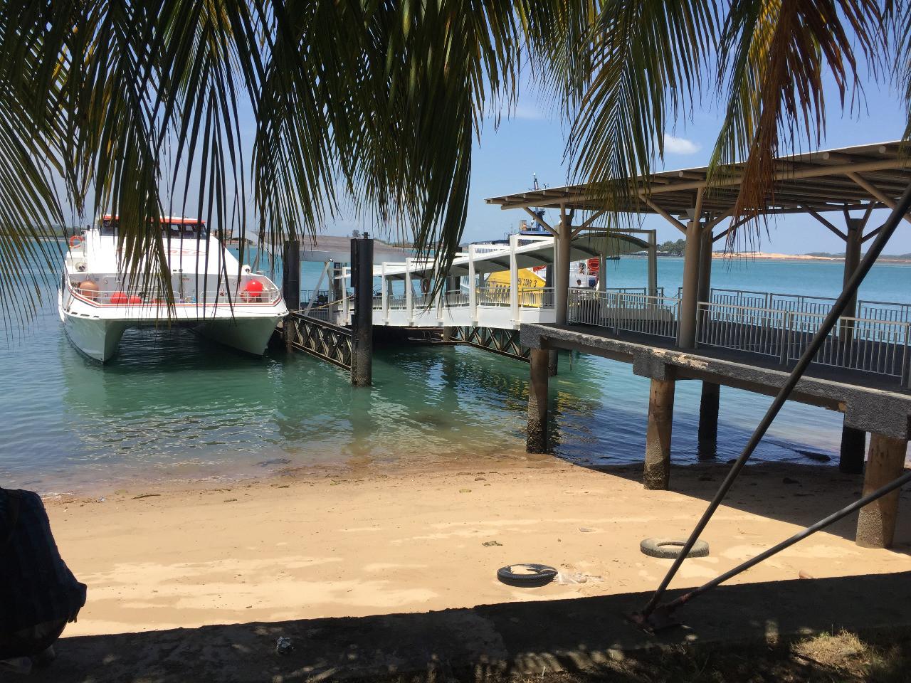 COVID-19: Batam ferry terminal mulls suspending operations amid declining income