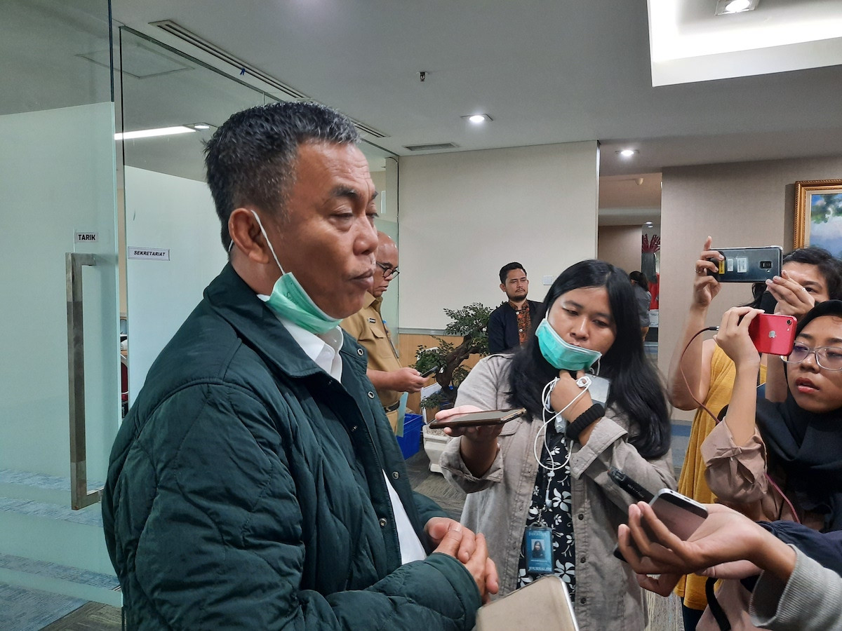 Jakarta deputy governor confirmation hearing to go ahead despite COVID-19