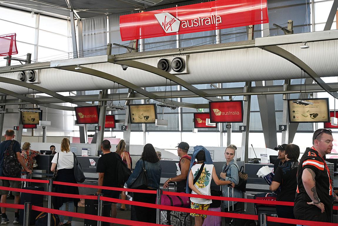 Virgin Australia closes budget offshoot, fires 3,000 staff