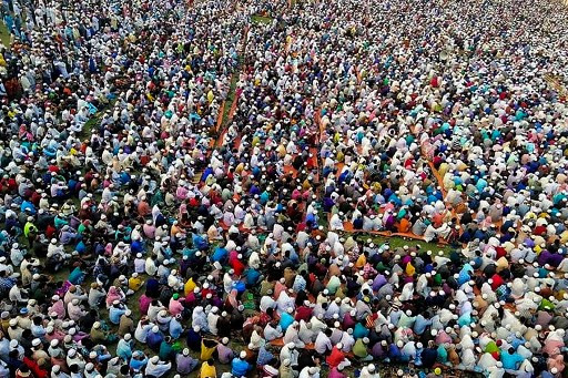 Massive Bangladesh coronavirus prayer gathering sparks outcry