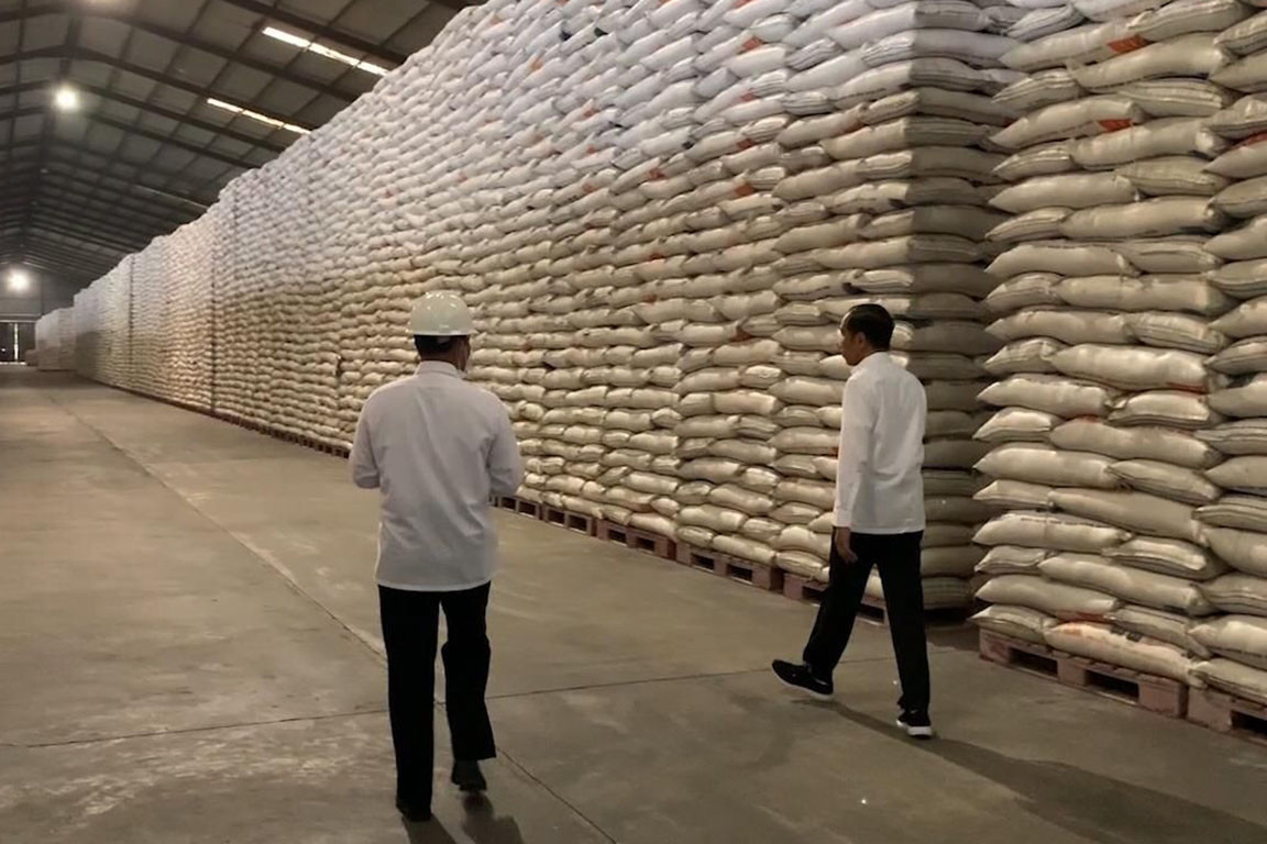 Bulog struggles to import staple food as producing countries cap exports
