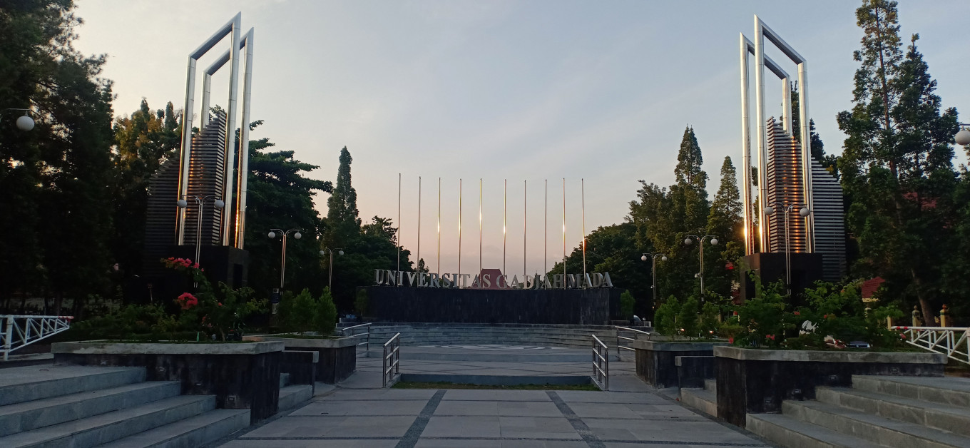 UGM students receive death threats over discussion on removing presidents from office