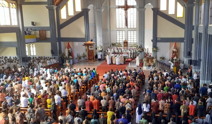 Churches across Indonesia cancel Easter celebrations amid growing COVID-19 pandemic
