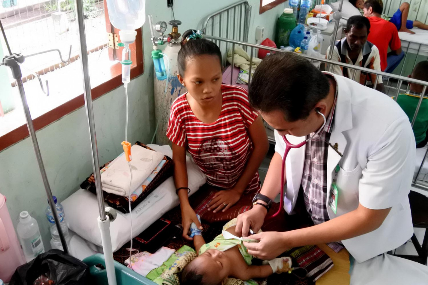 Dengue fever infects more than 4,500 people, kills 48 in East Nusa Tenggara