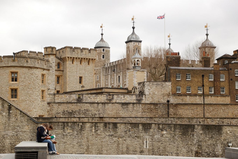 Tower of London pulls up the drawbridge over coronavirus