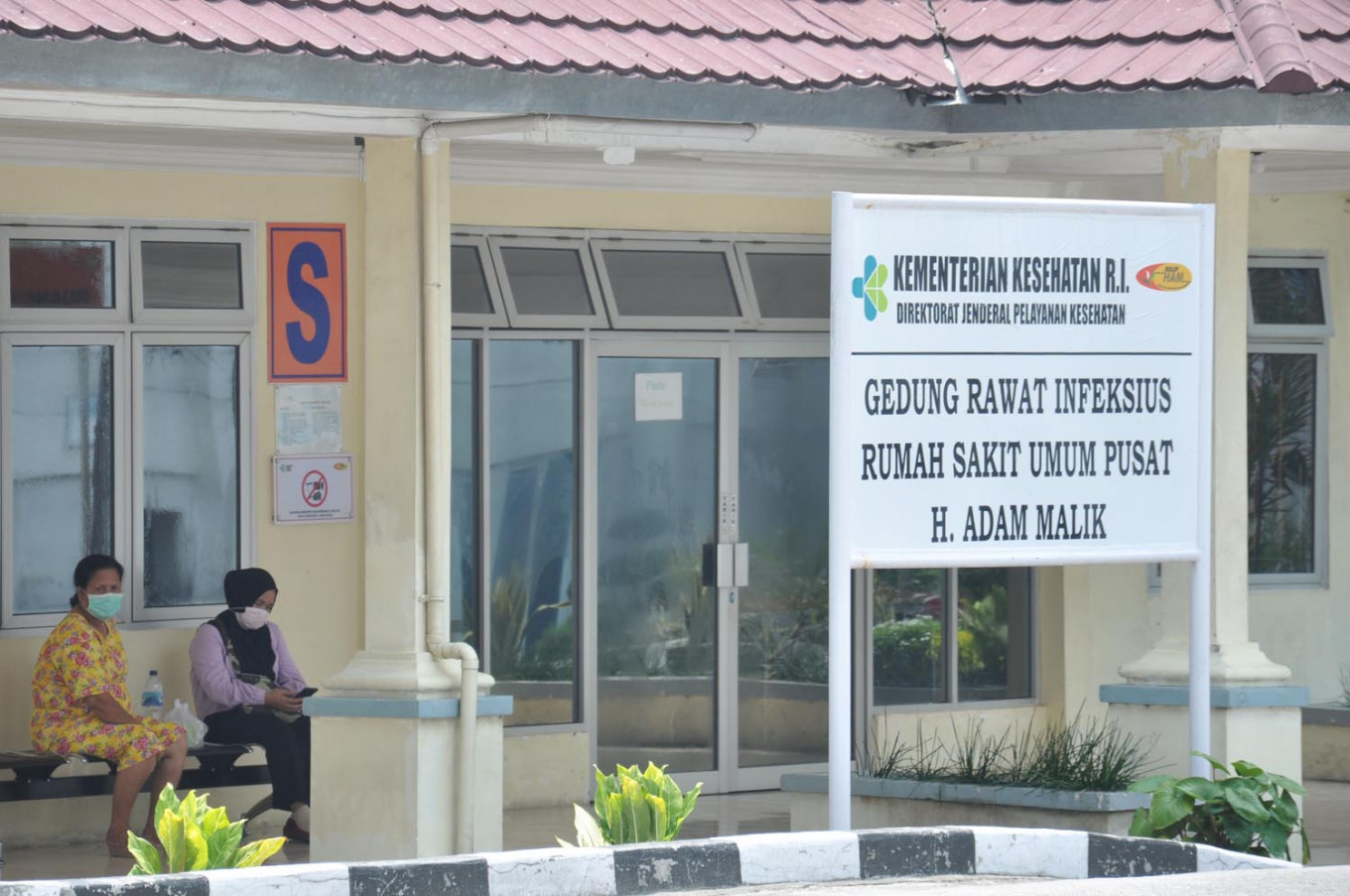 Medan toddler suspected of COVID-19 infection dies