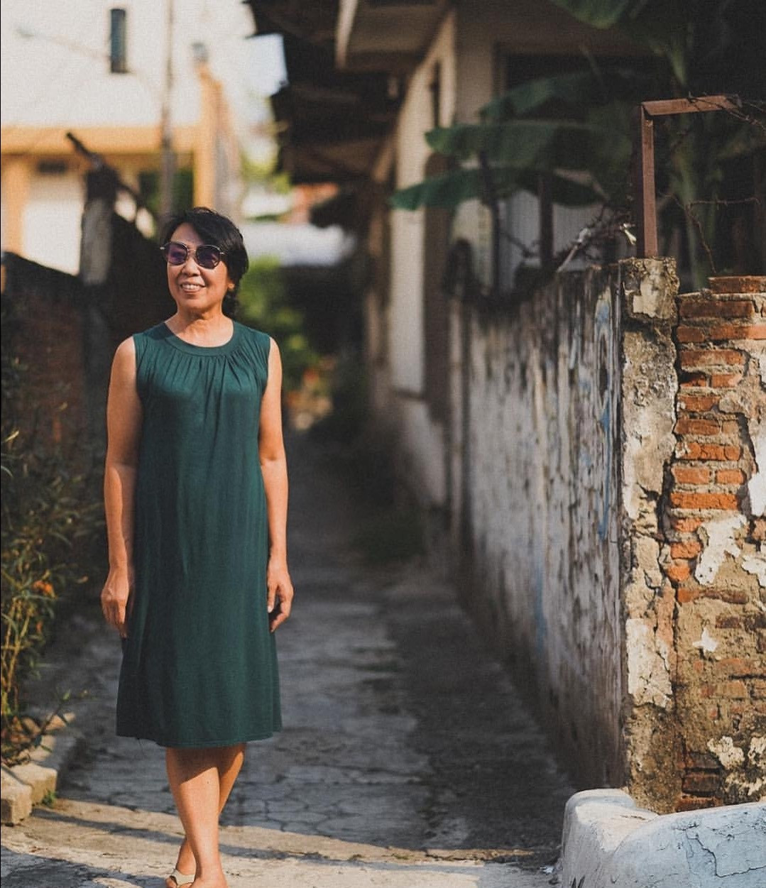 Scene stealer Dayu Wijanto an actress in her own right