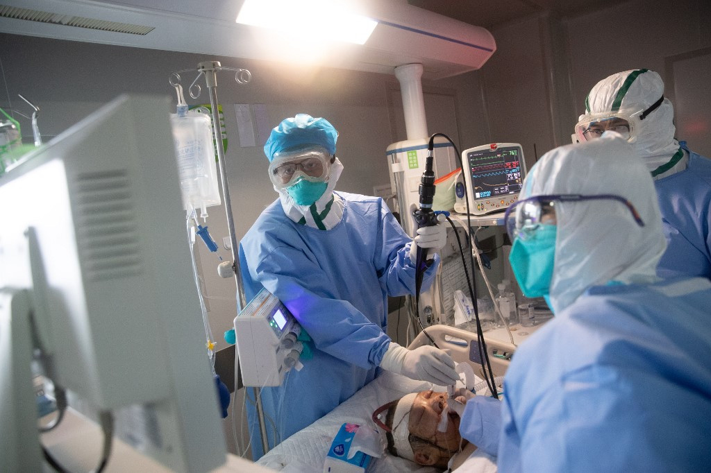 China's Wuhan raises coronavirus death toll by 50% citing early lapses