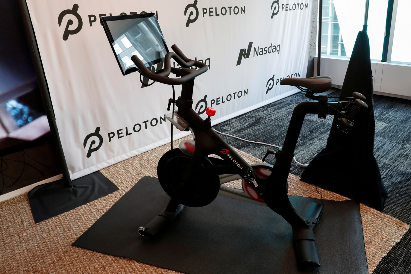 Indoor cycling apps get leg-up from coronavirus shutdown