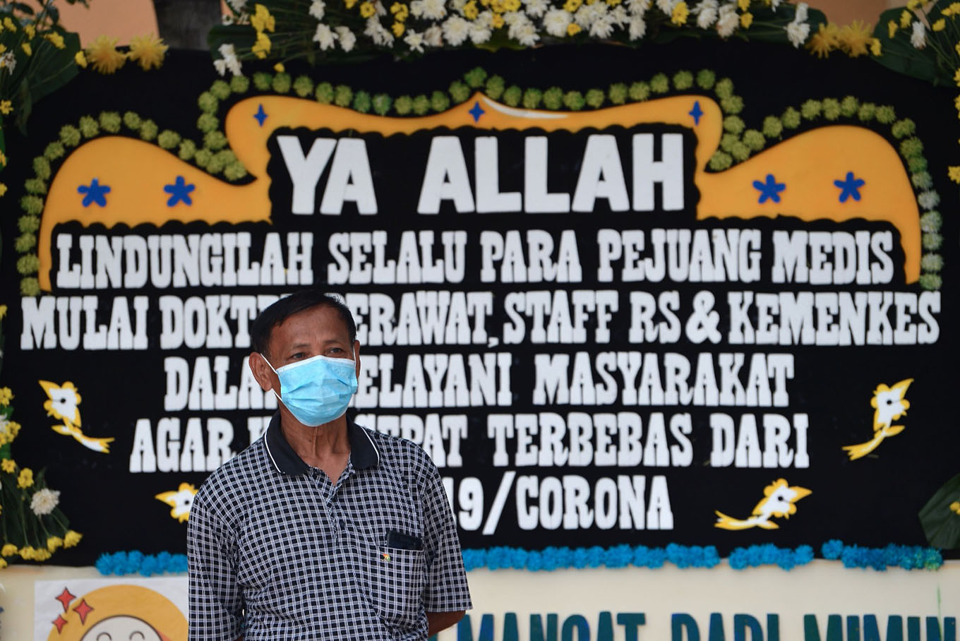84 health workers, including two pregnant women, test positive for COVID-19 in Jakarta
