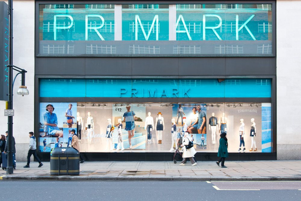 Primark closes all stores, stops new orders with suppliers over coronavirus
